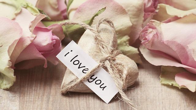 zamilovaný vzkaz