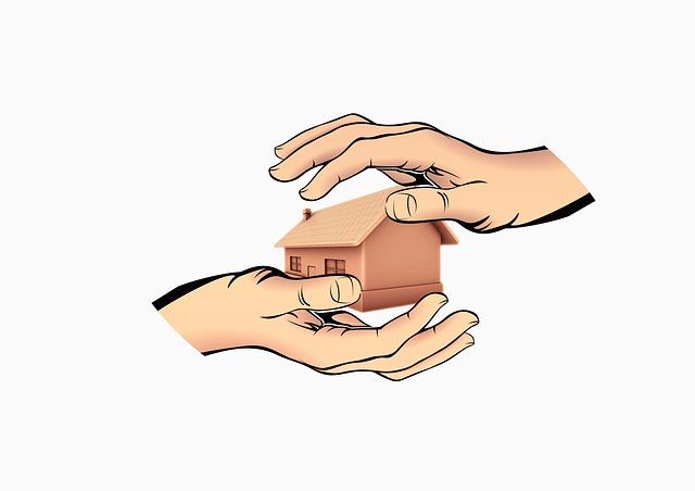 dům na dlani